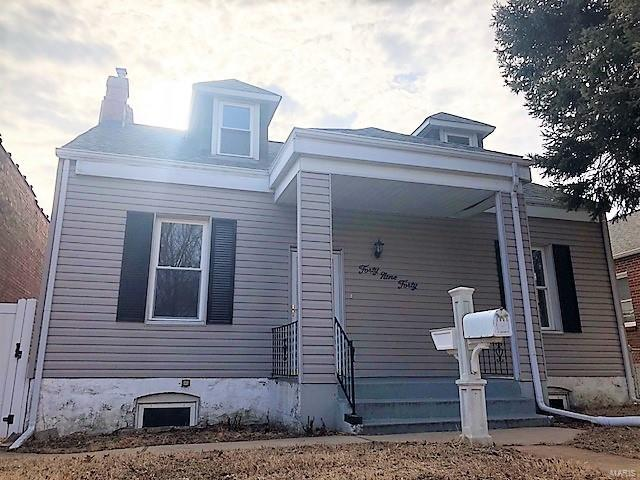 4940 Quincy Street, St Louis, MO 63109