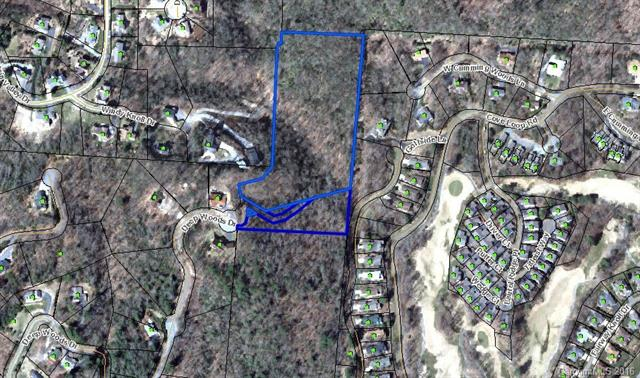 Build your vacation getaway or full-time retreat on these beautiful 8+ acres. Land is in 2 parcels on cul-de-sac in Deep Woods development. Convenient to Hendersonville, Brevard , Pisgah Forest, Dupont Forest and AVL. Established neighborhood with utilities including city water.Pristine Privacy and seclusion without being remote.
