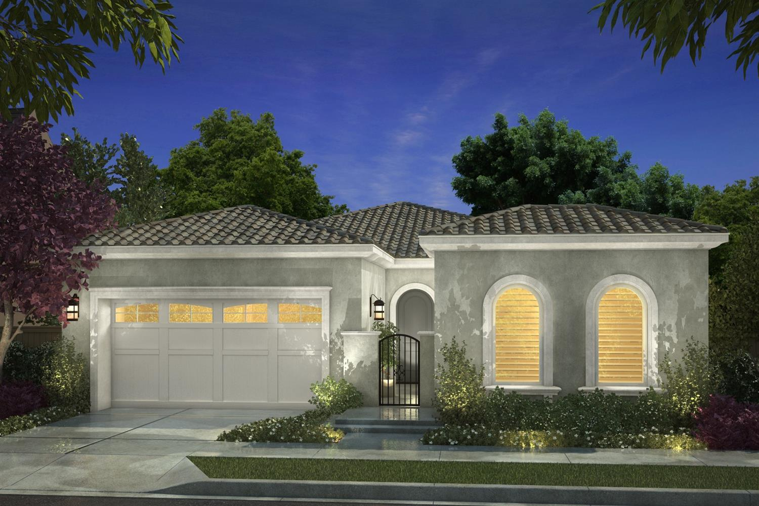 New Construction SINGLE STORY at McKinley Village brings a taste of urban luxury to the East Sacramento palette. Italian Elevation,3 bedrooms, 2.5 baths, Covered outdoor living space,Gourmet Kitchen and spacious Great Room are an entertainer's delight.