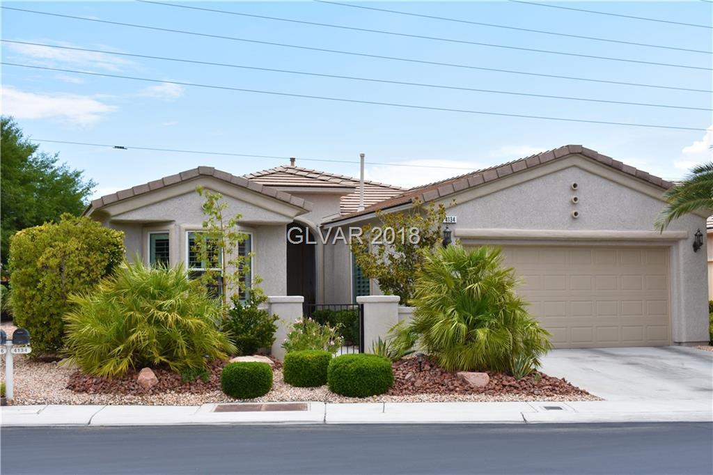 4134 CASCADA PIAZZA Lane, Las Vegas, NV 89135