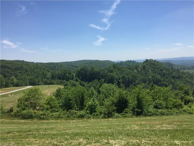 View, Views and more Views! Enjoy your quiet time in this country setting with the convenience of the city. Paved road and underground electricity. Gated community of large lots so your neighbors will be at a distance. Only 15 minutes to downtown Hendersonville. Lot sizes are approximate and will be confirmed by survey before closing.  Most of roads already paved. This section will be paved by closing.  PRINT plat, survey and lot price list to take with you for easier showing.