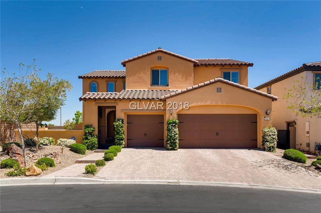 510 HUNTER FLAT Street, Las Vegas, NV 89138