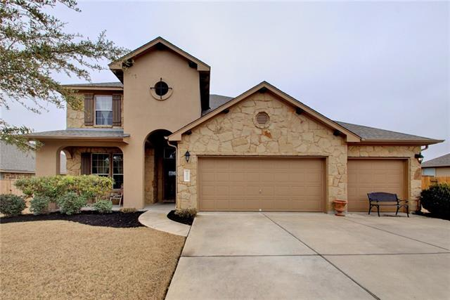 Must see! Beautiful move-in ready 5 bedroom home in Avalon on a large lot. Plenty of living space, additional storage, and a 3-car garage. Master bedroom downstairs, with three bedrooms up with an additional living area. A fifth bedroom downstairs with an office/study, and the large covered back patio will blow you away. The care for this home really shows, come take a look!