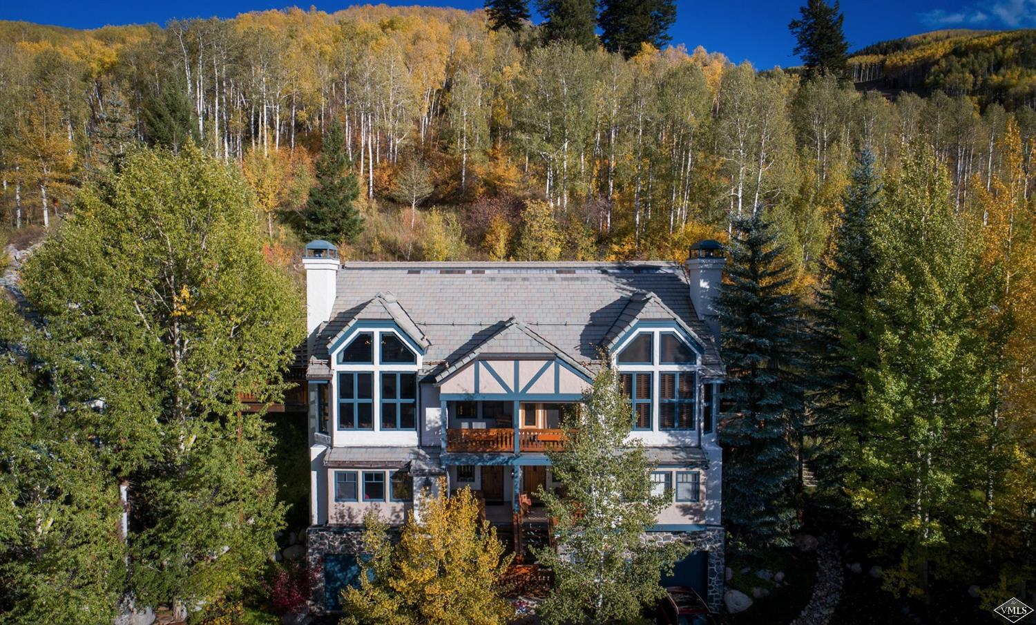 25 Meadow Court, Beaver Creek, CO 81620