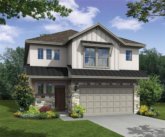 """The Angelina Plan with 2 master bedrooms. Oversized game room and a Formal Dining room. Luxury Shower with upgraded 42""""cabinets. Award winning Floor Plan only currently available for the Whitestone Landing Community!!!! High quality finishes perfect for the entertainer at heart. Milestone Community Builders."""