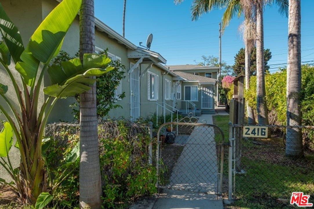 2416 20TH Street, Santa Monica, CA 90405