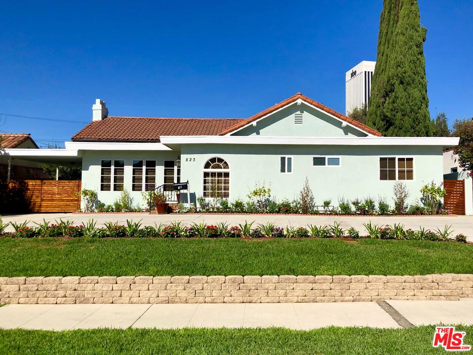 823 S SIERRA BONITA Avenue, Los Angeles (City), CA 90036