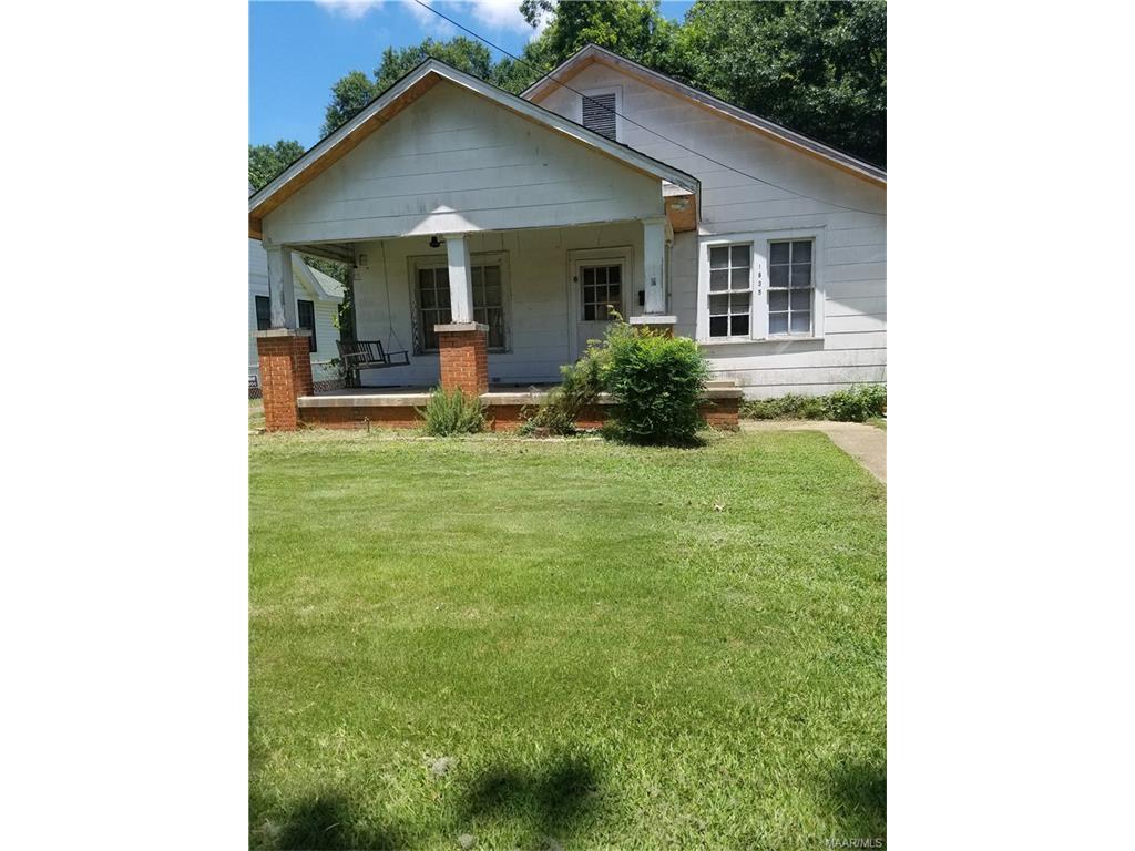 1835 James Avenue, Montgomery, AL 36107