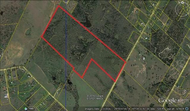 Perfect 84 acres to build a home, hunt, garden, raise animals or just get away from the city on weekends! Very close to downtown Dale. Approx. 800 ft. of county road frontage. Ag exempt. Lockhart Schools. Easy commute to Austin. Additional 84.3 Acres (adjoining) may still be available (Austin MLS #4914758)