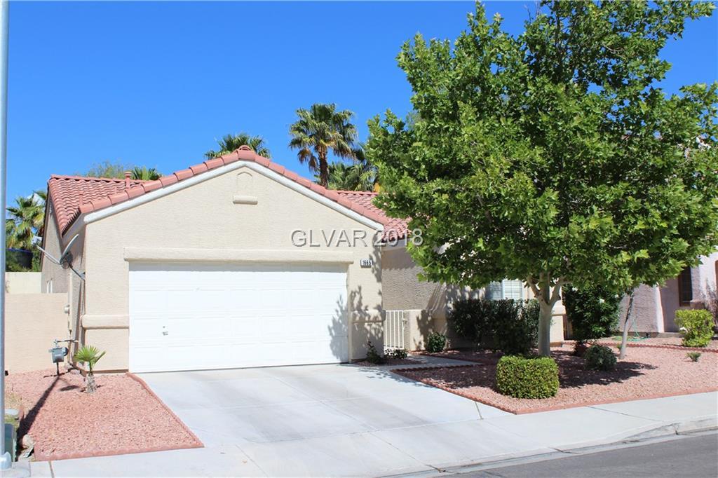 1665 ENCARTA Street, Las Vegas, NV 89117