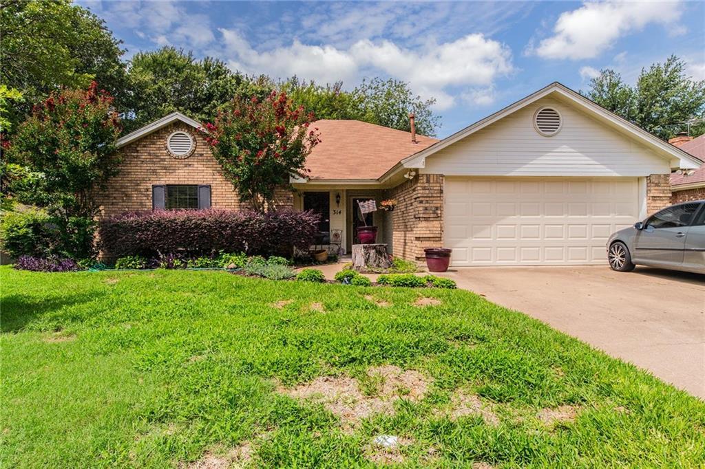 314 Eastwood Drive, Keller, TX 76248