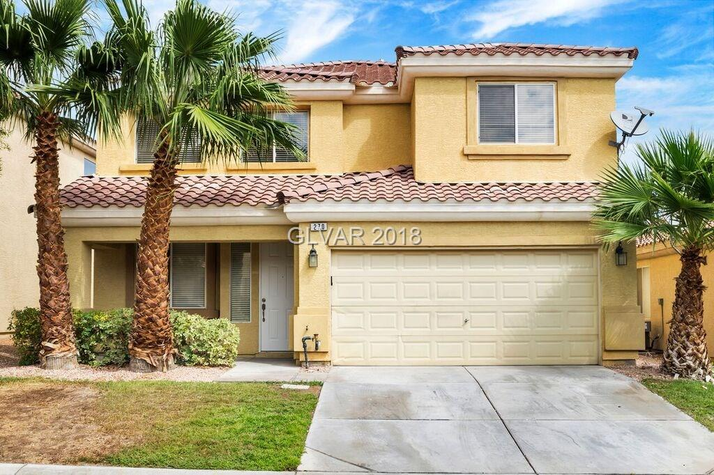 WOW!!!JUST REMODEL!!!Located in the guard gated Rhodes Ranch community, this huge home has 6 large bedrooms, 3 full baths and pool.all tile and wood flooring through out. Kitchen features granite counter tops with breakfast bar and island and a pantry, Stainless still appliances. The community features a large water park, a playground, jogging paths, tennis courts and stunning clubhouse. This home is in a gated neighborhood inside the community.
