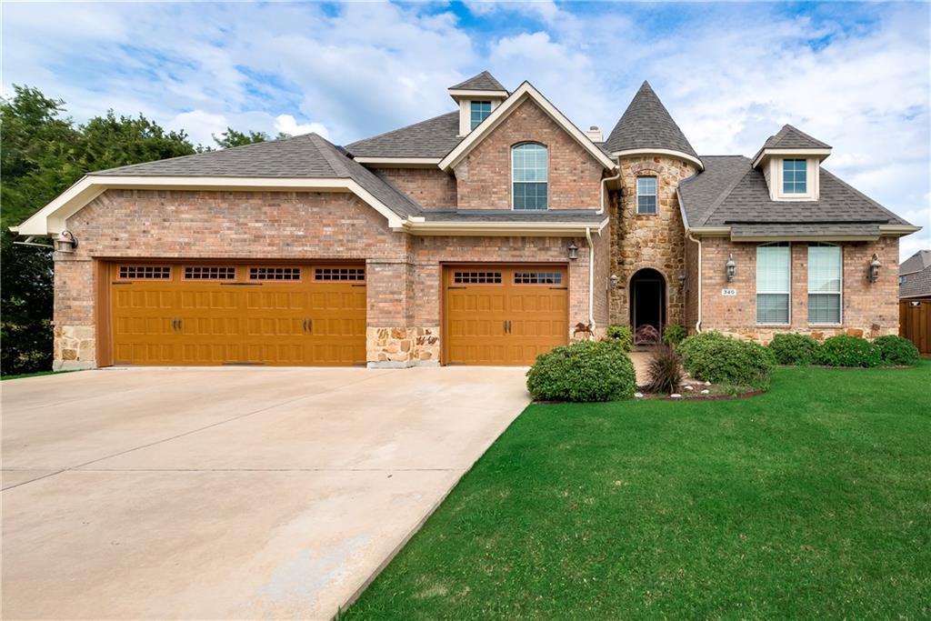 340 Alamo Court, Lavon, TX 75166