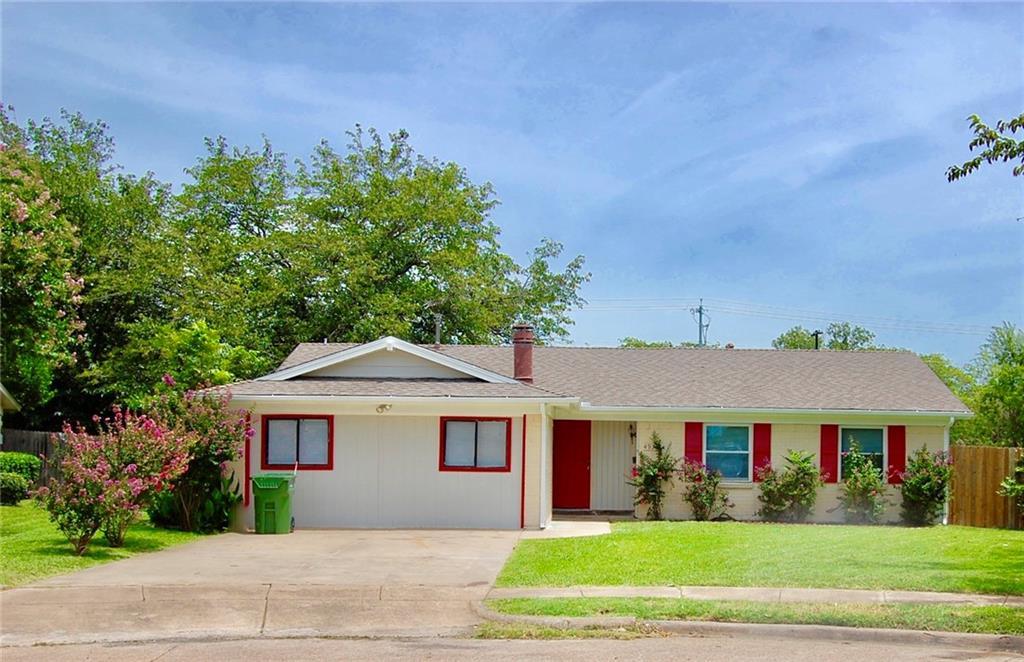 4934 Pinehurst Drive, Garland, TX 75043