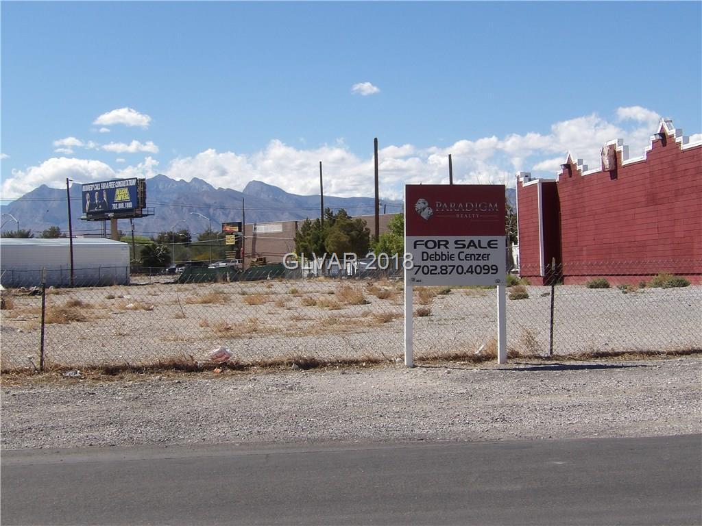3311 THOM, Zoned C-2 Boulevard, Las Vegas, NV 89130