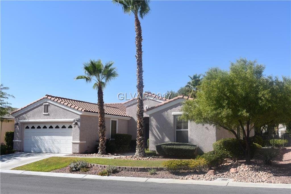 4541 BERSAGLIO Street, Las Vegas, NV 89135