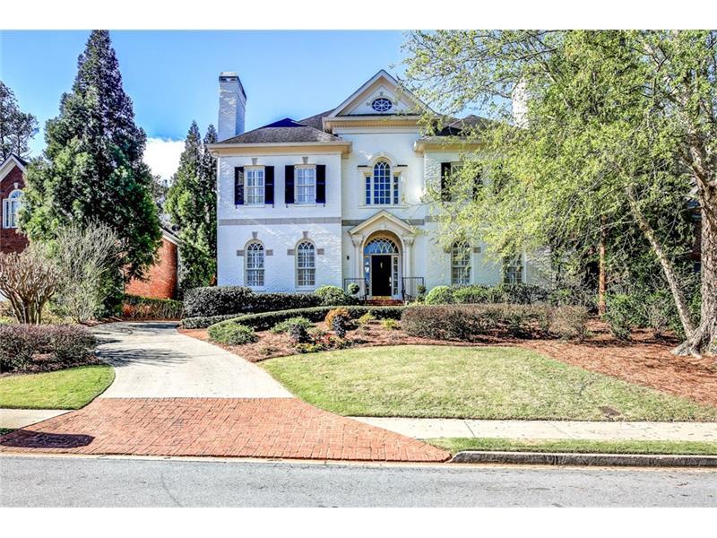 1814 NE Grist Stone Court, Atlanta, GA 30307