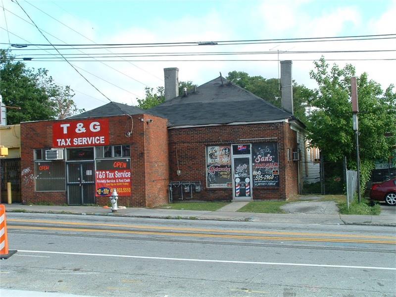 907 JOESPH E BOONE BLVD Drive, Atlanta, GA 30314