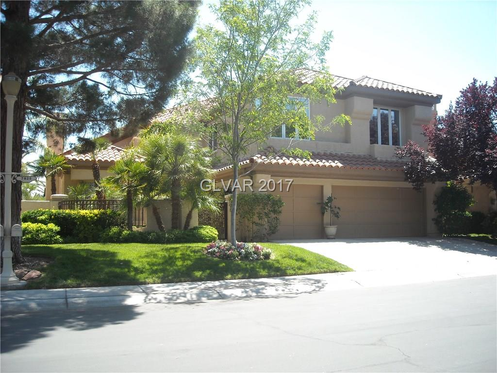 7825 RANCHO MIRAGE Drive, Las Vegas, NV 89113