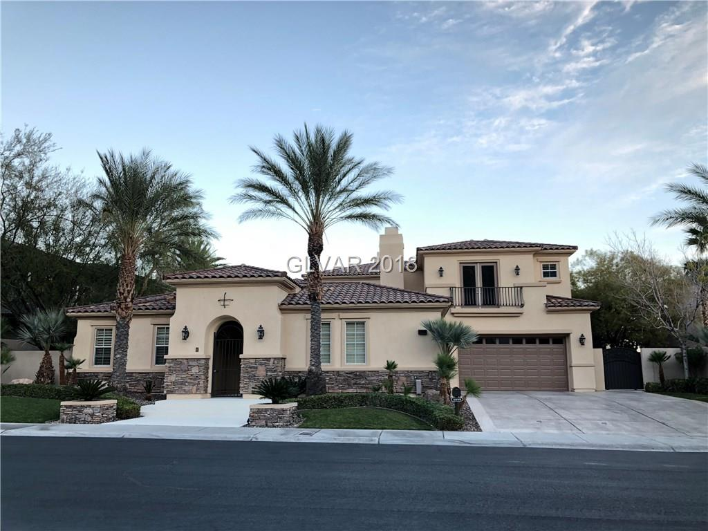 2890 RED ARROW Drive 0, Las Vegas, NV 89135