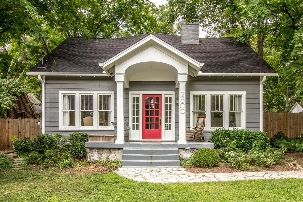 Beautiful renovation and recent major, top quality addition. Rare 5 Br home on a double lot. Perfect location inside I-440, but off high traffic of 21st or Natchez Trace. Close to everything. Fabulous kitchen and bathrooms. Masters up and down. Priced more than $100,000 below comps in the ideal 440, West End, Belmont triangle.