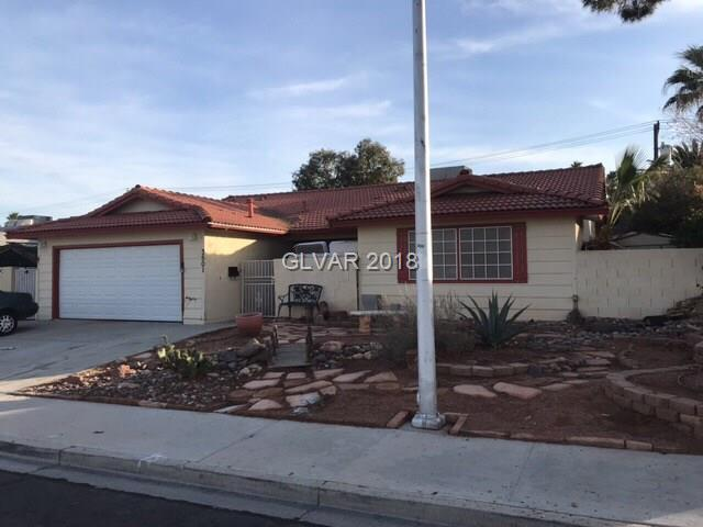 3501 CASA GRANDE Avenue, Las Vegas, NV 89102