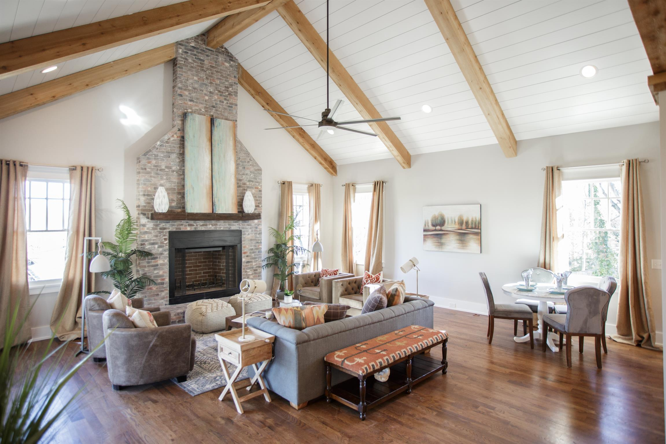 Nestled quietly within Hillsboro/West End Neighborhood, this impressive home is full of surprises. Voluminous spaces, architectural & historic details, views, ample storage. En Suite Bedrooms. Two-car attached & 2-car detached garage! Half-acre lot w/room for a pool.