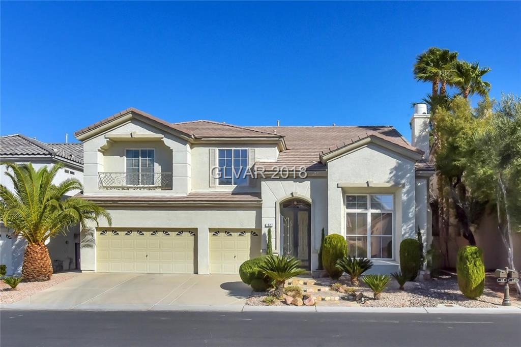 92 CASCADE LAKE Street, Las Vegas, NV 89148