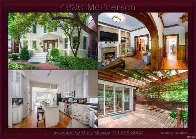 4620 McPherson Avenue, St Louis, MO 63108