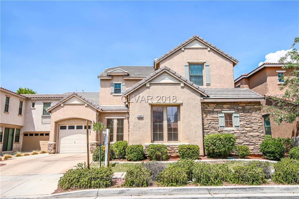 2405 BROOKLYN BRIDGE Street, Las Vegas, NV 89135