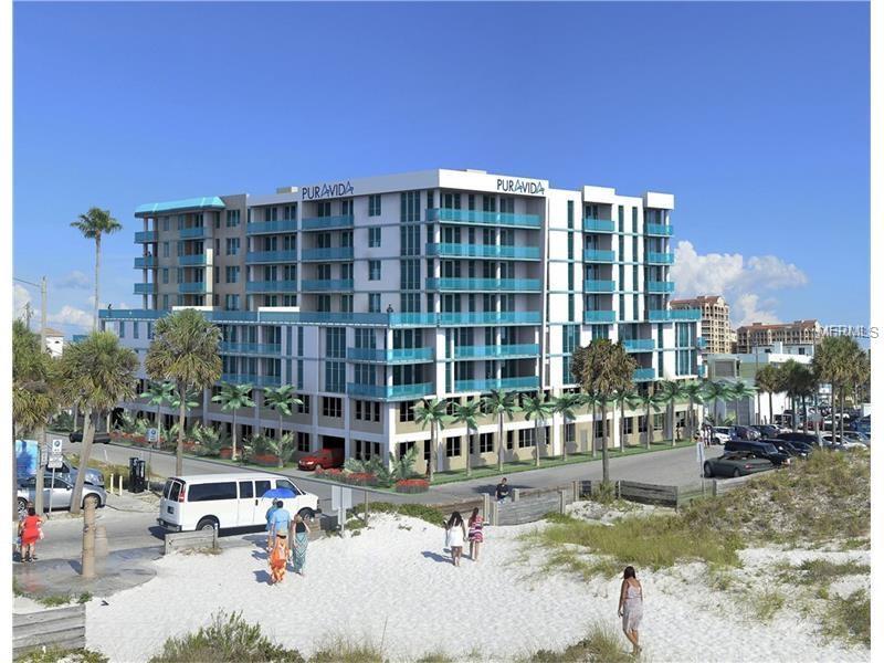 15 AVALON STREET 3A/301, CLEARWATER BEACH, FL 33767