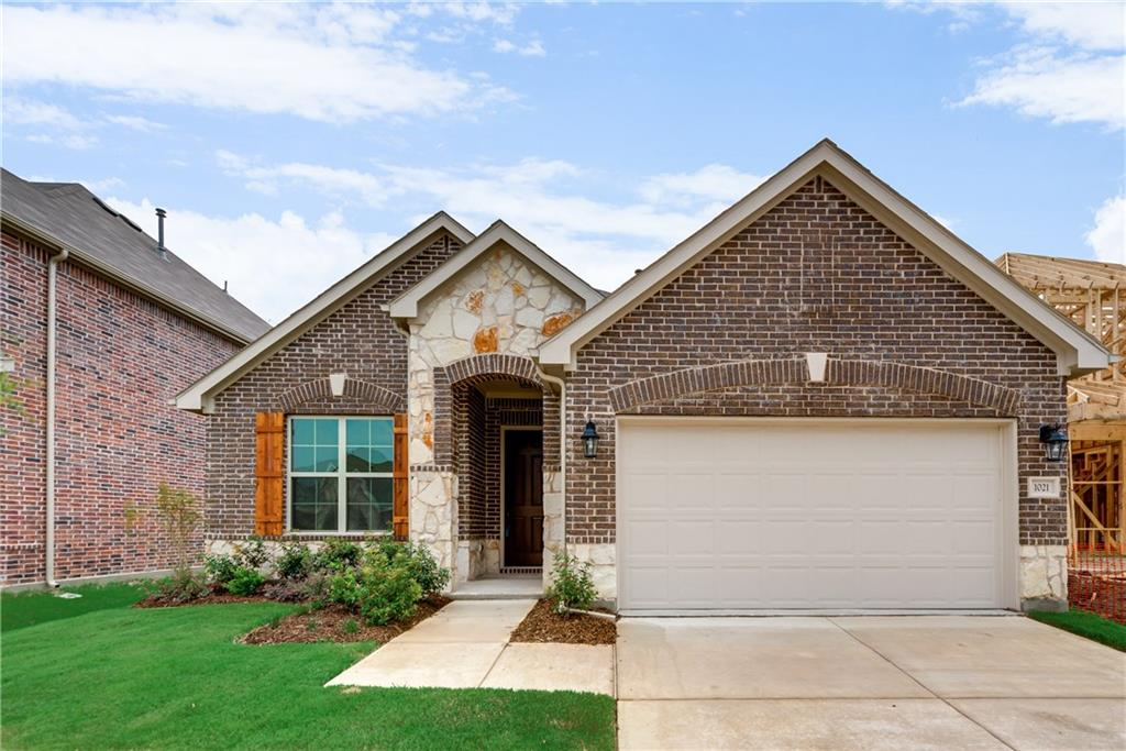1021 Mist Flower Drive, Little Elm, TX 75068