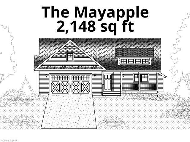 PRE CONSTRUCTION in The Creek at Concord. Open, great room floor plan and a gas fireplace. 3BR/2.5BA/2,148SF Main level master suite with a 5x12 walk-in closet, and dual sinks. Upstairs there is a 15x18 family room between 2 bedrooms. Front and rear deck. Mechanical/storage room. This will be a small community of 3 homes in beautiful South Asheville. Only moments away from lively downtown and in a highly desirable school district. See specification sheet for more information.
