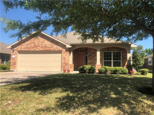 Very well maintained home with wonderful curb appeal that boasts a beautiful oak tree to welcome you home.  This home features 3 bedrooms and 2 full baths.  The Master bathroom has a separate walk in shower and Garden tub and a spacious closet.  There is an open concept to the kitchen, Living Room and Breakfast Room.  This home also includes a nice size formal dining room and French doors leading into a bonus room that has endless possibilities. Come see this one before it's gone.