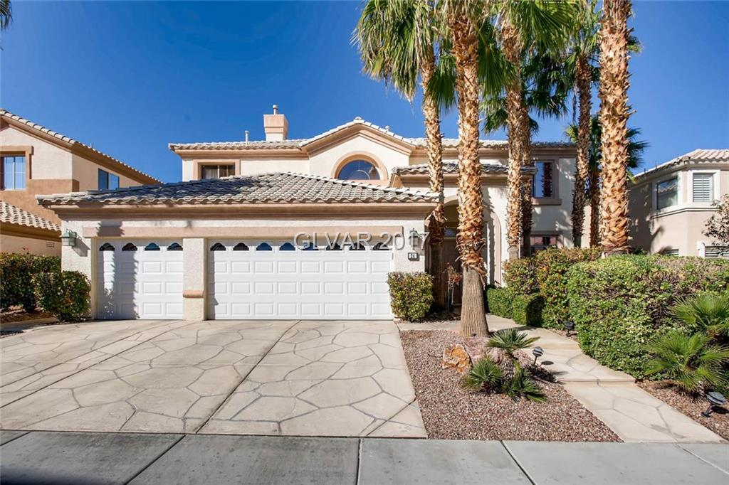 24 CHATEAU WHISTLER Court, Las Vegas, NV 89148