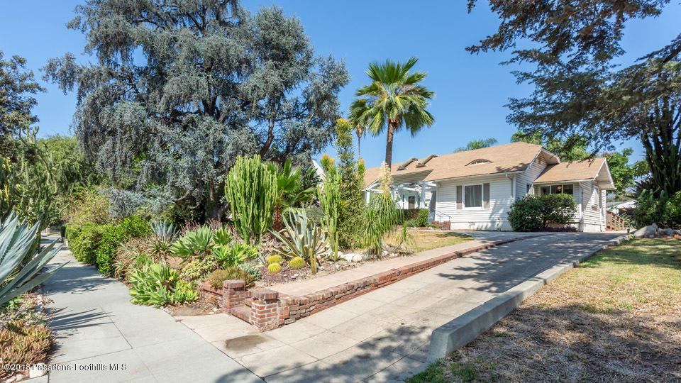 1607 E ORANGE GROVE Boulevard, Pasadena, CA 91104