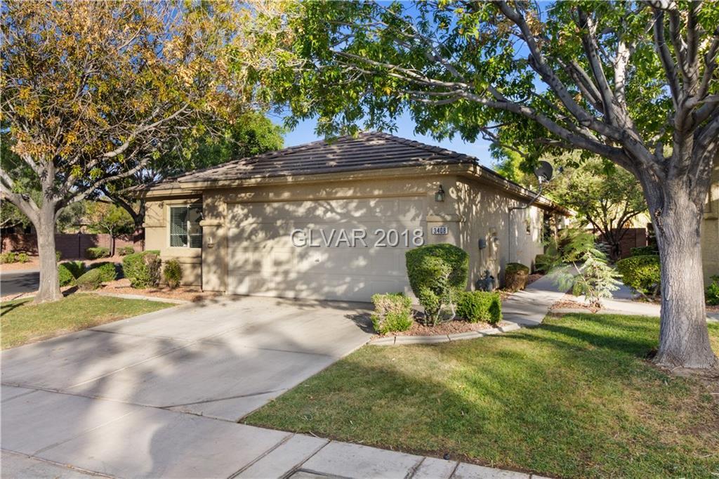 3408 BLUE ASH Lane, Las Vegas, NV 89122