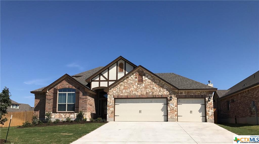 5713 Fenton Drive, Belton, TX 76513