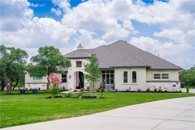 Quality at an affordable price. Too many trees to count. Perfect orientation. Wide open one-story with huge island and over-sized covered porch with extended patio for outdoor entertaining.