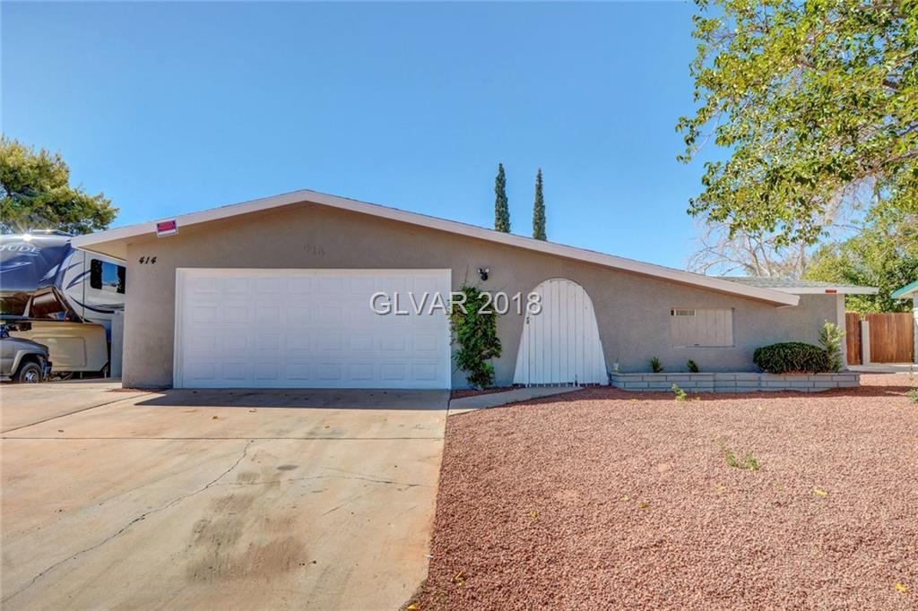 414 Horizon Drive, Henderson, NV 89014