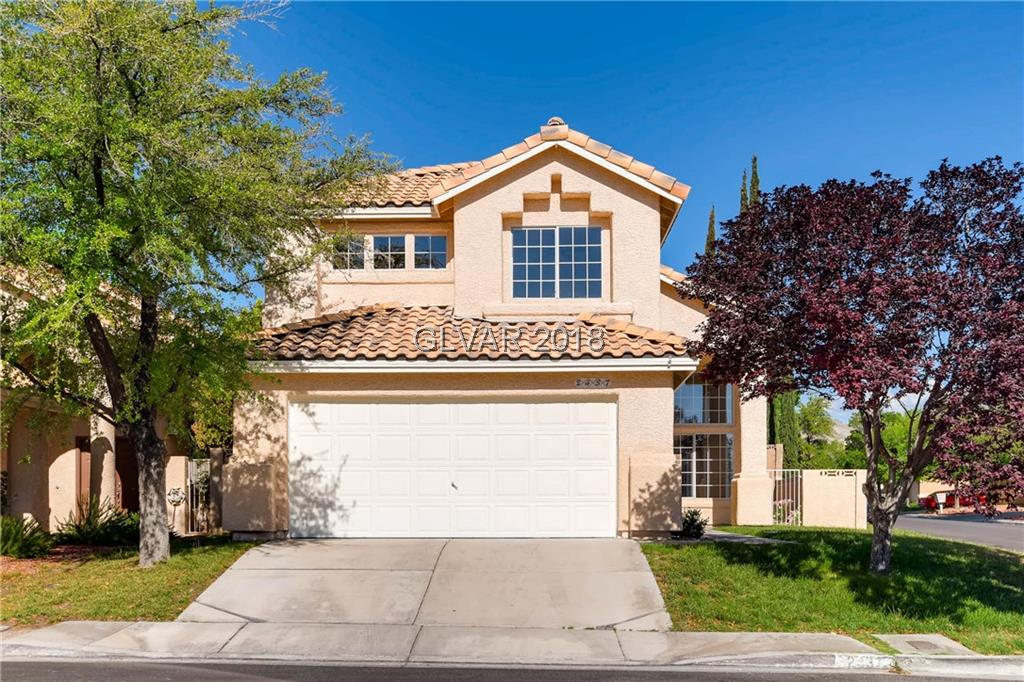 2437 TWIN FLOWER Circle, Las Vegas, NV 89134