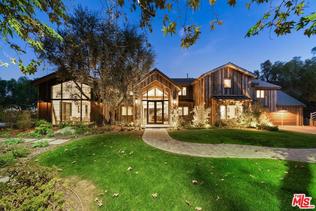 5207 SADDLE CREEK Road, Hidden Hills, CA 91302