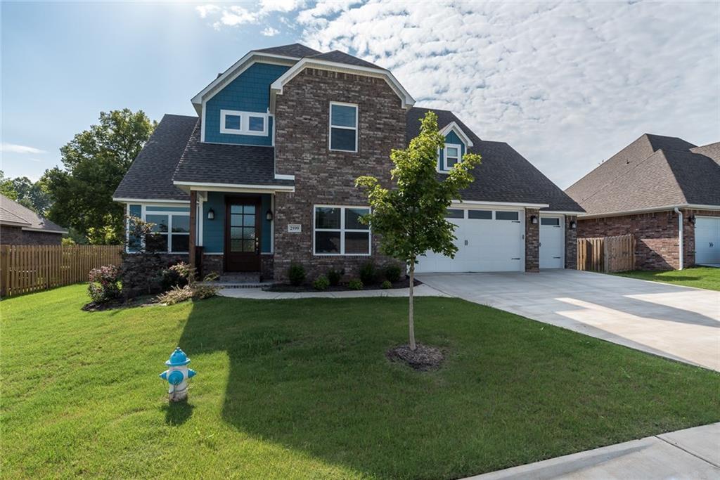 2599 N Glenmoor DR, Fayetteville, AR 72704