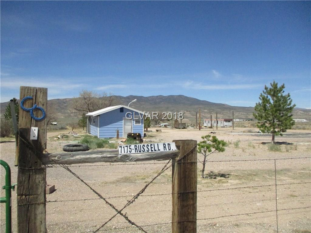 7175 Russell Rd, Caliente, NV 89008