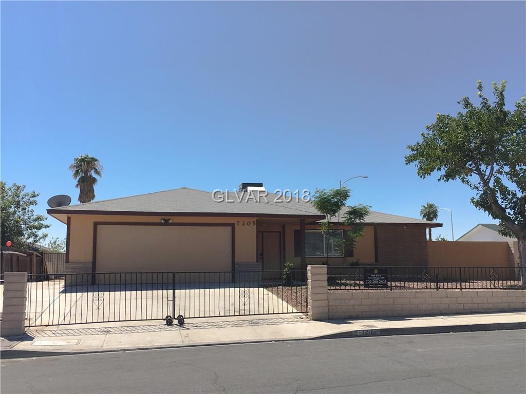 7205 ARAGON Street, Las Vegas, NV 89145