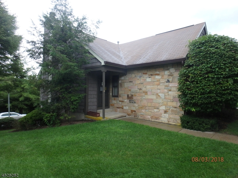 End unit with 2BR 2 bath, gas fireplace, hardwood floors, new kitchen cabinets and new counter. Seller has 21 Day Offer Submission Period 8/7/18 to 8/28/18. Highest and best offer to be submitted by buyer. See 21 Day Marketing Period Offer form. This property is eligible under the Freddie Mac First Look Initiative through 8/27/18.  Ranch style with living space on one floor, basement  is partially finished with a family room.   Subject is in a gated community with community pools, playgrounds, walking paths, ponds.  Convenient to all major commuting arteries, shopping, bus and train.