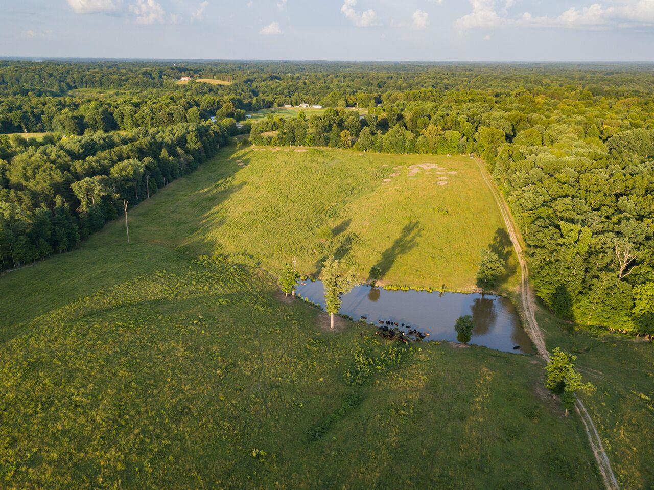 0 Old Locust Creek, Bon Aqua, TN 37025