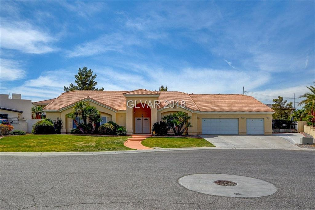 1321 CASA DEL REY Court, Las Vegas, NV 89117