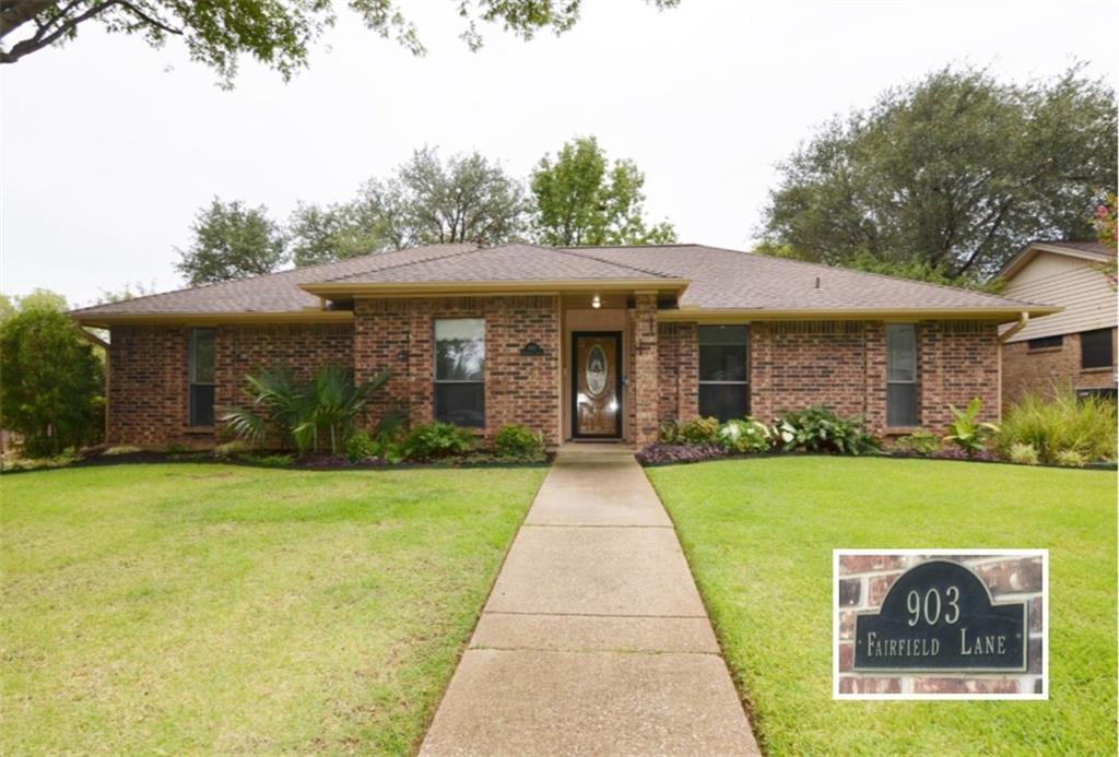 903 Fairfield Lane, Flower Mound, TX 75028