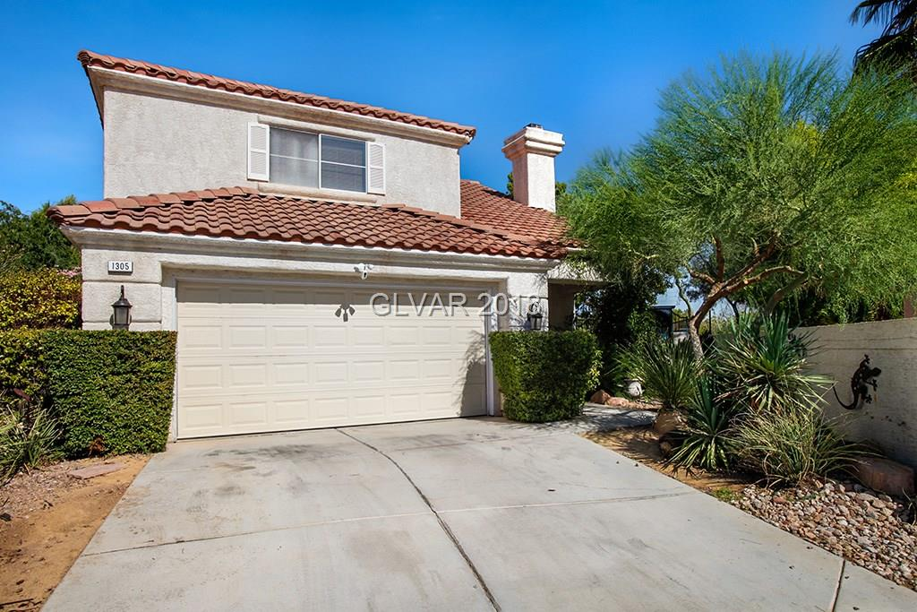 1305 CHAPARRAL SUMMIT Drive, Las Vegas, NV 89117